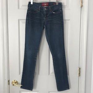 Lucky Brand skinny jeans